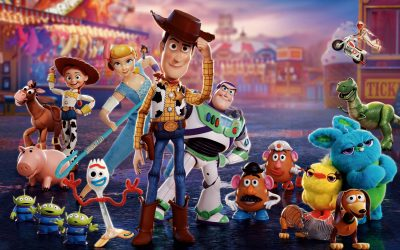 Toy Story 4 (pour)