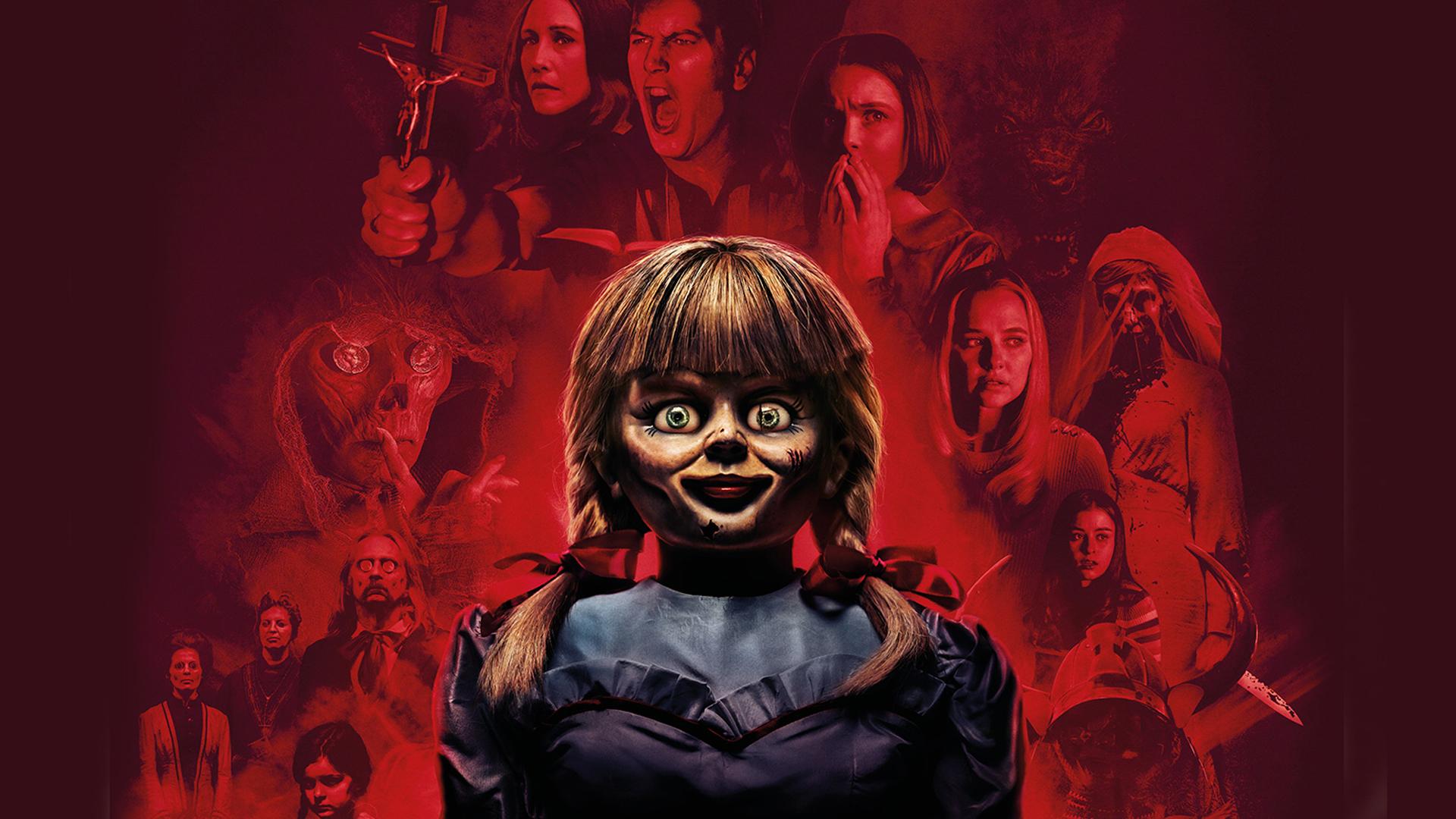 Annabelle La Maison du mal