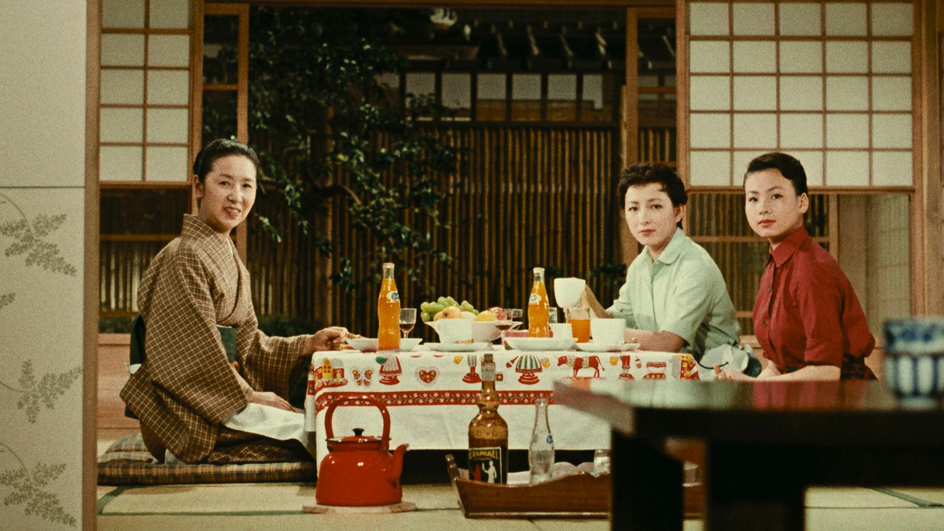 Fin d'automne Yasujiro Ozu