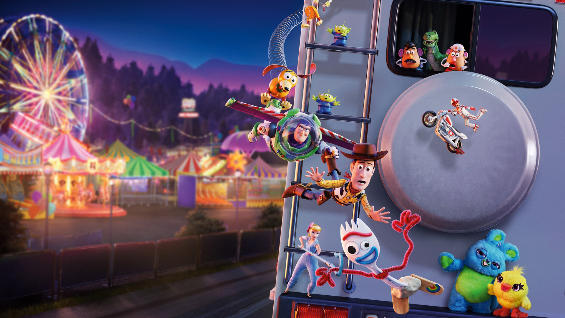 Toy Story 4 (contre)