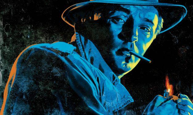 «Robert Mitchum : L'homme qui n'était pas là» par Lelo Jimmy Batista