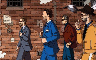 The Gentlemen : cabotinage et vieilles dentelles