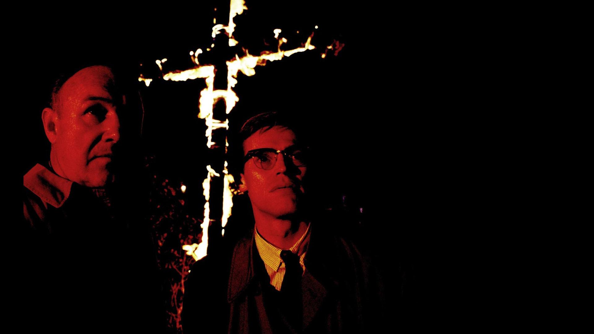 Mississippi Burning Alan Parker film movie Willem Dafoe Gene Hackman