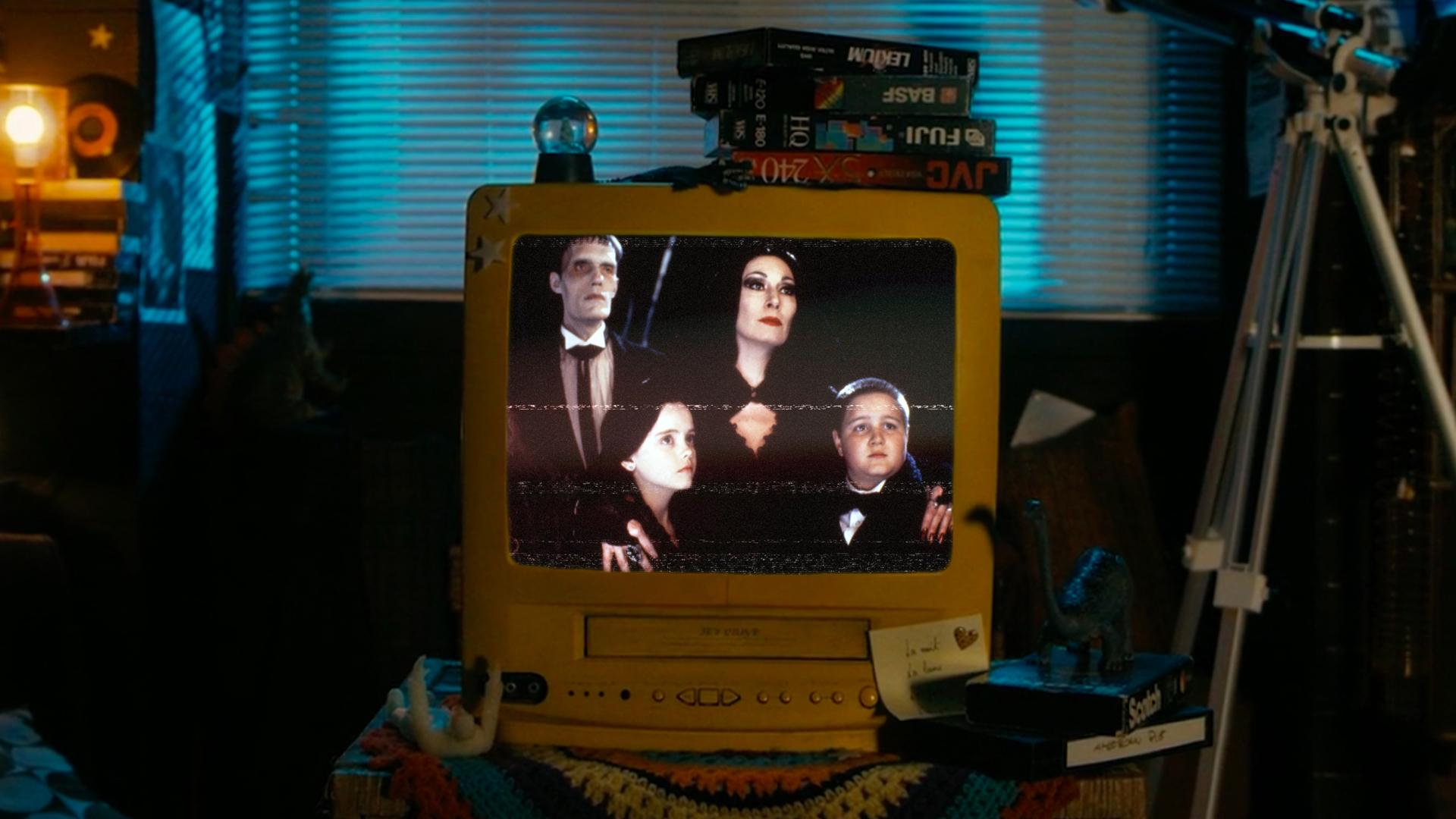 La Famille Addams Télévision