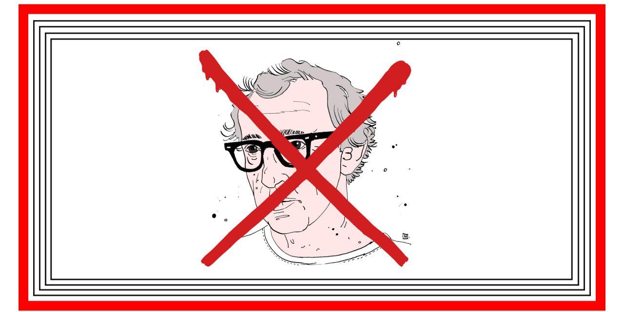 Soit dit en passant, Woody Allen : les anti-mémoires d'un paria