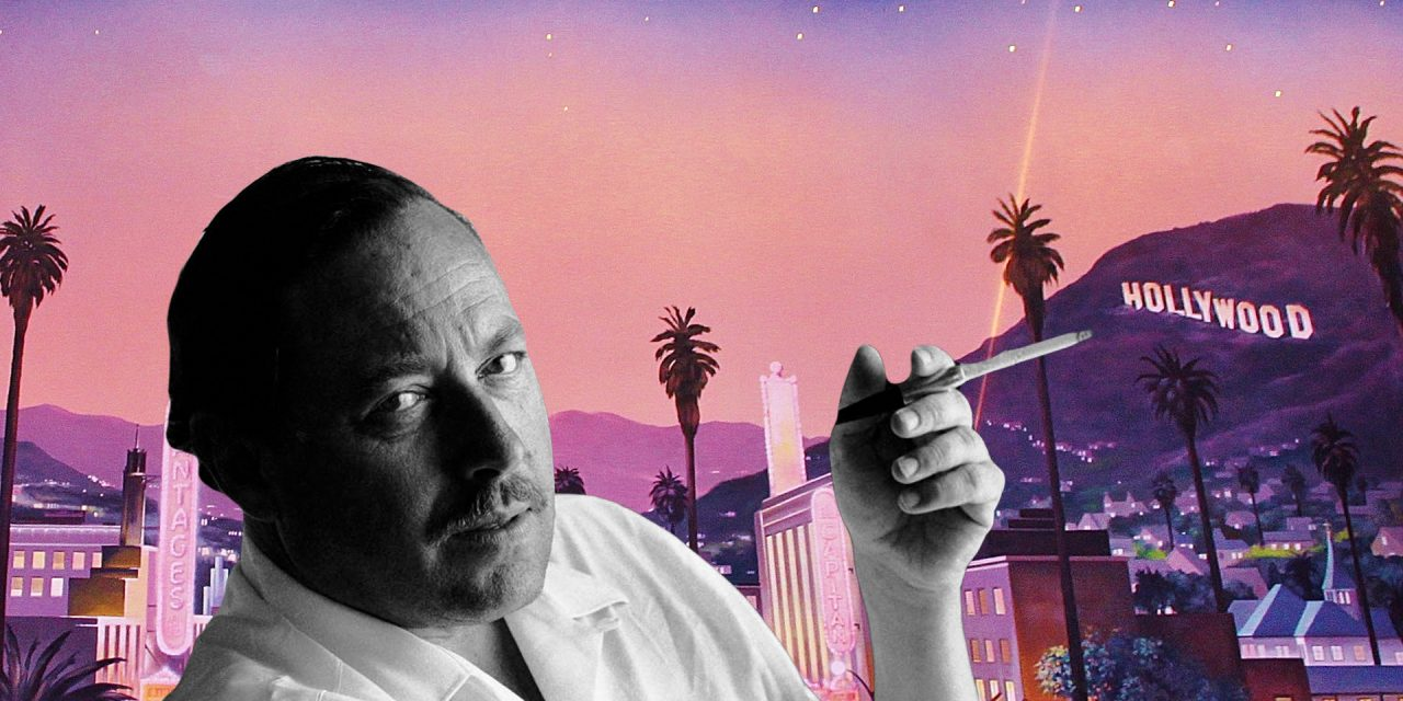« Tennesse Williams, l'écran sauvage » par Séverine Danflous