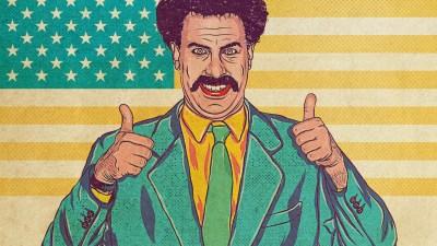Borat, Le Film d'Après