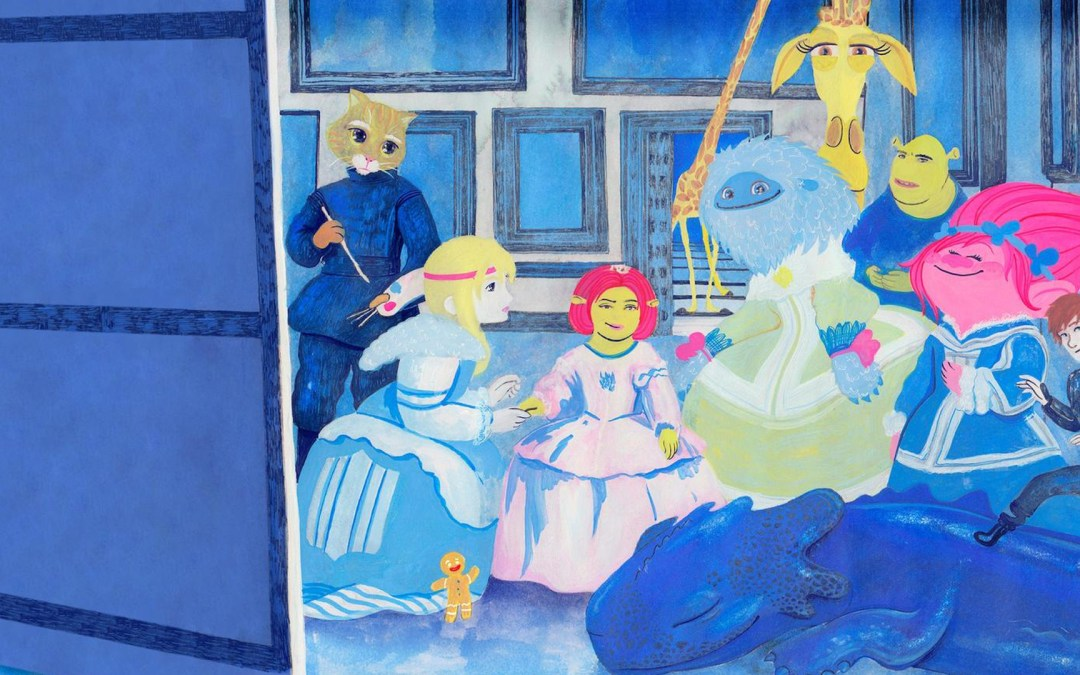 DreamWorks Animation fête ses 25 ans à l'Art Ludique