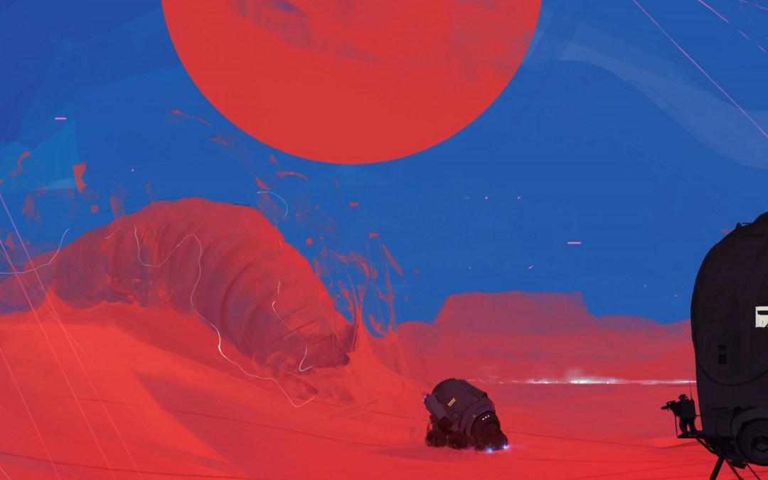 De Tatooine à Arrakis : Dune tour-détour avec Nicolas Allard