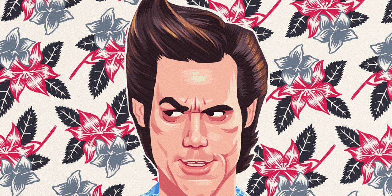 Jim Carrey, le spectacle de l'idiotie. Rencontre avec Adrien Dénouette