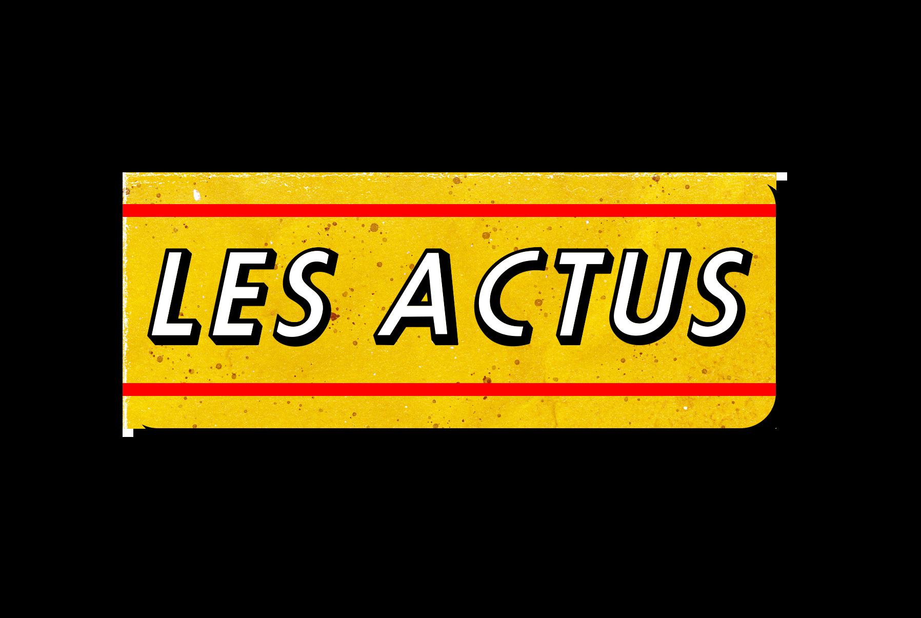 Les Actus