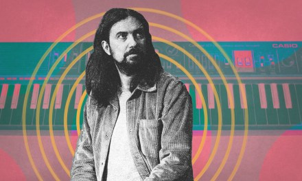 « Ma musique est cathartique. » Rencontre avec Rob