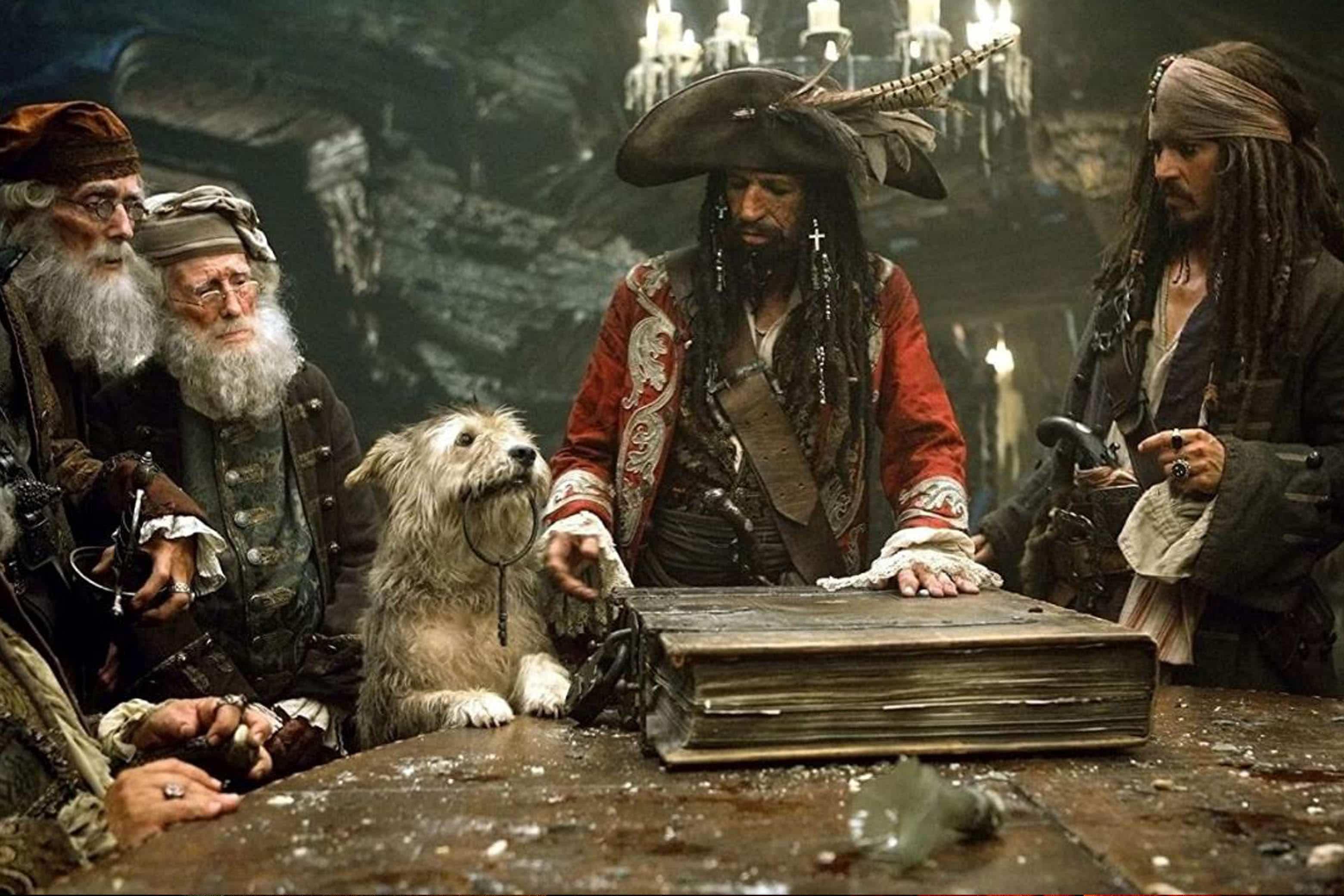 Pirates des Caraïbes Jusqu'au bout du monde