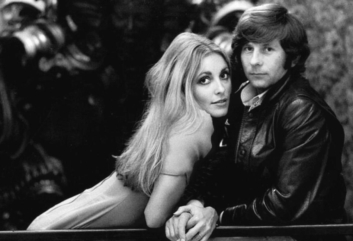 Roman Polanski et Sharon Tate
